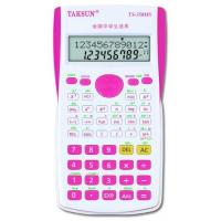 China Item No: TS-350MS_Pink Brand: TAKSUN Product: Scientific calculator on sale