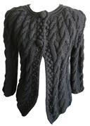 Quality Comfortable Lady Cable Sweater RZ-XS-28 wholesale