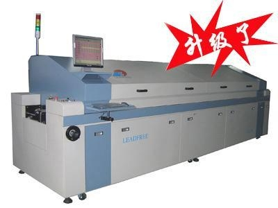 Cheap LF Series LeadFree Reflow oven(mass) for sale