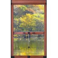 Cabinets chests online wholesaler 16409026 for Vertical retractable screen
