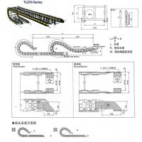 Buy cheap plastic cable drag chain series product