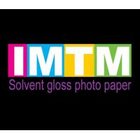 Buy cheap Solvent Gloss Photo Paper product