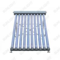 Quality Metal-Glass Heat Pipe Solar Collector wholesale