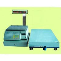 Buy cheap Barcode platform scale product