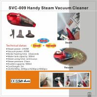 China Hand-held Steam Vacuum Cleaner No.:SVC-009 Big Image Click to Inquriy on sale