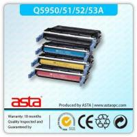 Quality Compatible Reman HP4700 BK/C/M/Y Color Toner Cartridge wholesale