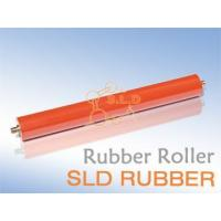 China Rubber Roller / Silicone Printing Roller / Conveyor Roller on sale