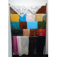 Quality Embroidery Lace Display 4 (Embroidered Scarves) wholesale