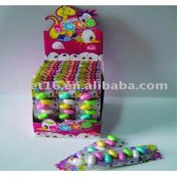 Quality egg series Productsour powder filed colorful egg wholesale