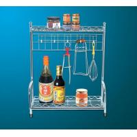 China Deluxe 2-layer kitchen rack on sale