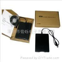 China Portable USB 2.0 External Floppy Diskette Drive for PC on sale