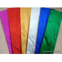 Quality Metallic Crepe Paper wholesale