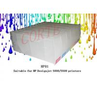Quality HP 81 compatible ink cartridge wholesale