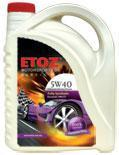 China ETOZ Fully Synthetic Racing Motor Oil on sale