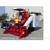 Quality rice and wheat combine harvester wholesale