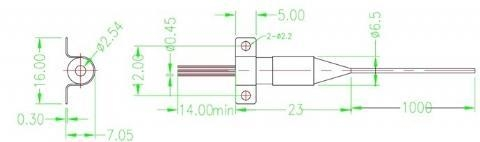 Quality Photodiode Detector With Pigtail ...