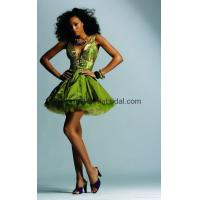 Buy cheap short dress cocktail dress homecoming dress S-06 from wholesalers