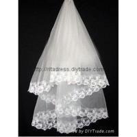 Quality all kinds of veils and bridal jacket V-01 wholesale