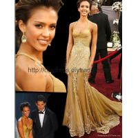 Buy cheap wedding prom wedding reception dress red carpet dress P-45 from wholesalers