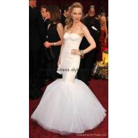 Buy cheap mermaid red carpet dress holiday dress P-05 from wholesalers