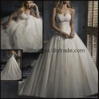 Quality hot sale bridal dress ball gown N-70 wholesale
