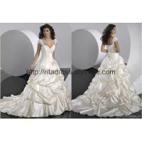 Buy cheap 2010 hot sale bridal dress bridal gown N-35 from wholesalers