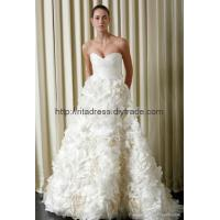 Buy cheap vera wang bridal dress N-72 from wholesalers