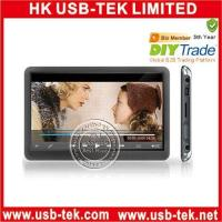China 4.3 inch touch screen/touch button mp5 player on sale