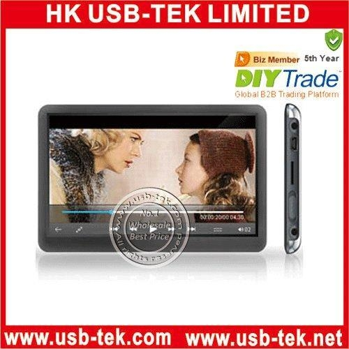 China 4.3 inch touch screen/touch button mp5 player