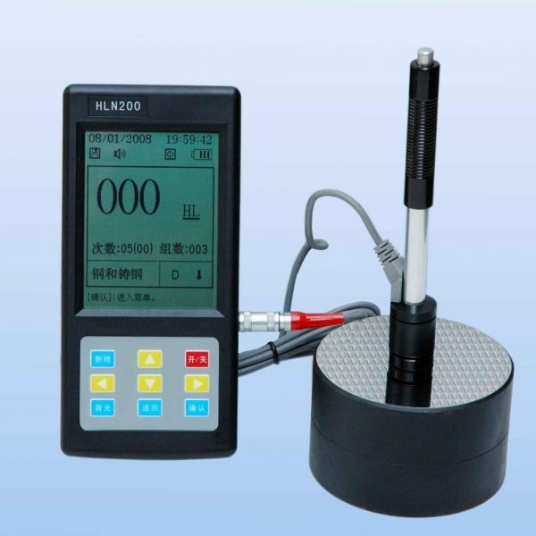 Metal Hardness Testers : Cheap hln leeb hardness tester of