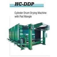 China HC-DDP Cylinder Drum Drying Machine with Pad Mangle on sale