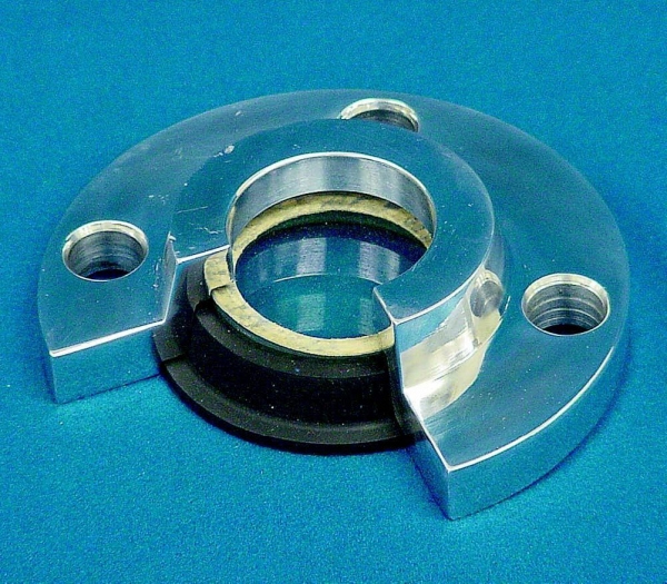 Cheap process equipment products model l flange sight