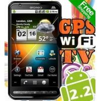 "Quality A2000 GPS WIFI 4.3"" ANDROID 2.2 TV WIFI TABLET MOBILE PHONE wholesale"
