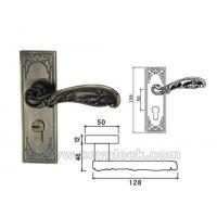 Quality Pefect design fashional door lock in bronze color wholesale
