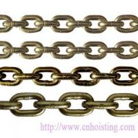 Ordinary mild steel link chain for sale