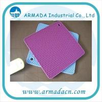 China silicone pot holder /Silicone Mat//silicone hot pad on sale