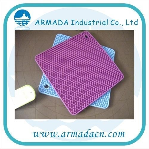 Cheap silicone pot holder /Silicone Mat//silicone hot pad for sale