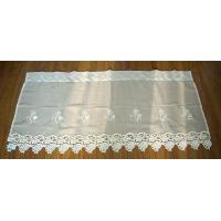 China Organza Lace Coffee Curtain on sale