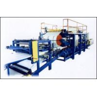 Quality Color Steel And Sandwich Panel Compound Machine Foam Block Molding Machine wholesale