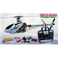 Quality RC Helicopter NINJA 400 6CH RTF Brushless version belt driver 2.4G wholesale