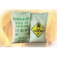 China Strontium nitrate on sale