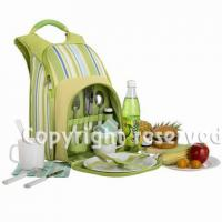 Buy cheap Picnic Bag for 4 person CA0659-G from wholesalers