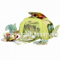 Buy cheap Picnic Bag for 4 person CA0660-G from wholesalers