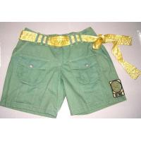 Buy cheap Garments SHORT PANTS FOR LADIES - S-06-3056 from wholesalers