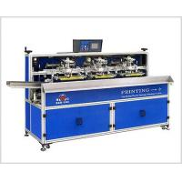 Buy cheap Automatic Trichromatic Glass-Bottle Screen Printer from wholesalers