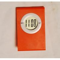 China GS-53251 LCD clock with name-card holder on sale