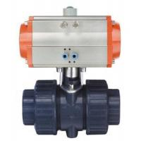 Quality >> Products >> Pneumatic Ball Valve  >> Pneumatic Plastic Ball Valve wholesale