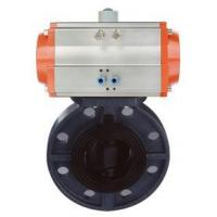 Quality >> Products >> Pneumatic Butterfly Valve  >> Pneumatic Plastic Butterfly Valve wholesale