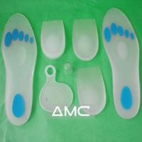 China silicone insole pad on sale