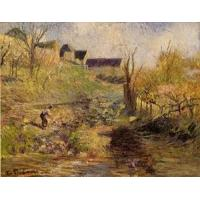Quality Impressionist(3830) Landscape_at_Osny wholesale